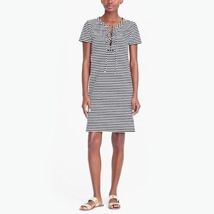 NWOT lace up dress from J. crew!